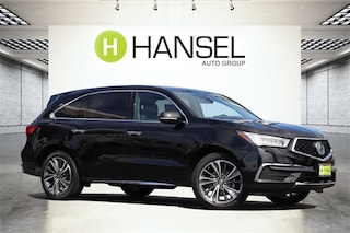 New 2019 Acura MDX SH-AWD with Technology and Entertainment Packages SUV A190401 in Santa Rosa, CA