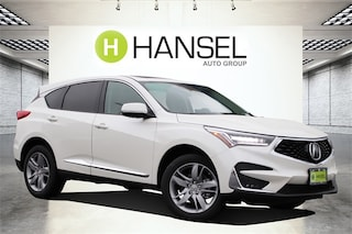 New 2019 Acura RDX SH-AWD with Advance Package SUV A191095 in Santa Rosa, CA