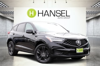 New 2019 Acura RDX SH-AWD with A-Spec Package SUV A191508 in Santa Rosa, CA