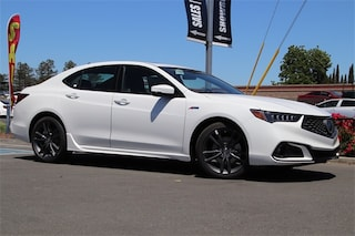 New 2019 Acura TLX 3.5 V-6 9-AT P-AWS with A-SPEC Sedan A25073 in Santa Rosa, CA