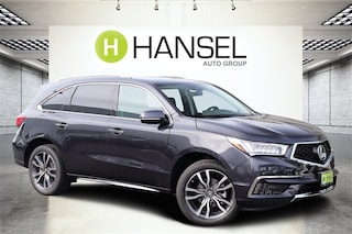 New 2019 Acura MDX SH-AWD with Advance Package SUV A191180 in Santa Rosa, CA