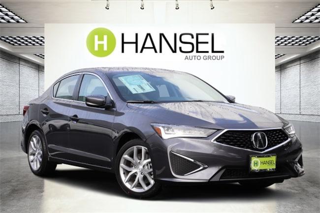 New 2019 Acura ILX Base Sedan For Sale in Santa Rosa, CA