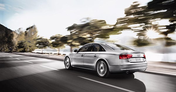 History Lessons On The Audi A8 Prestige Audi
