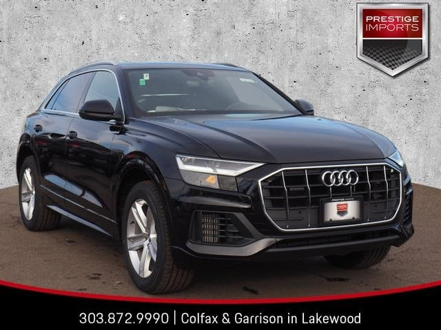 New 2019 Audi Q8 3.0T Premium SUV Denver Colorado