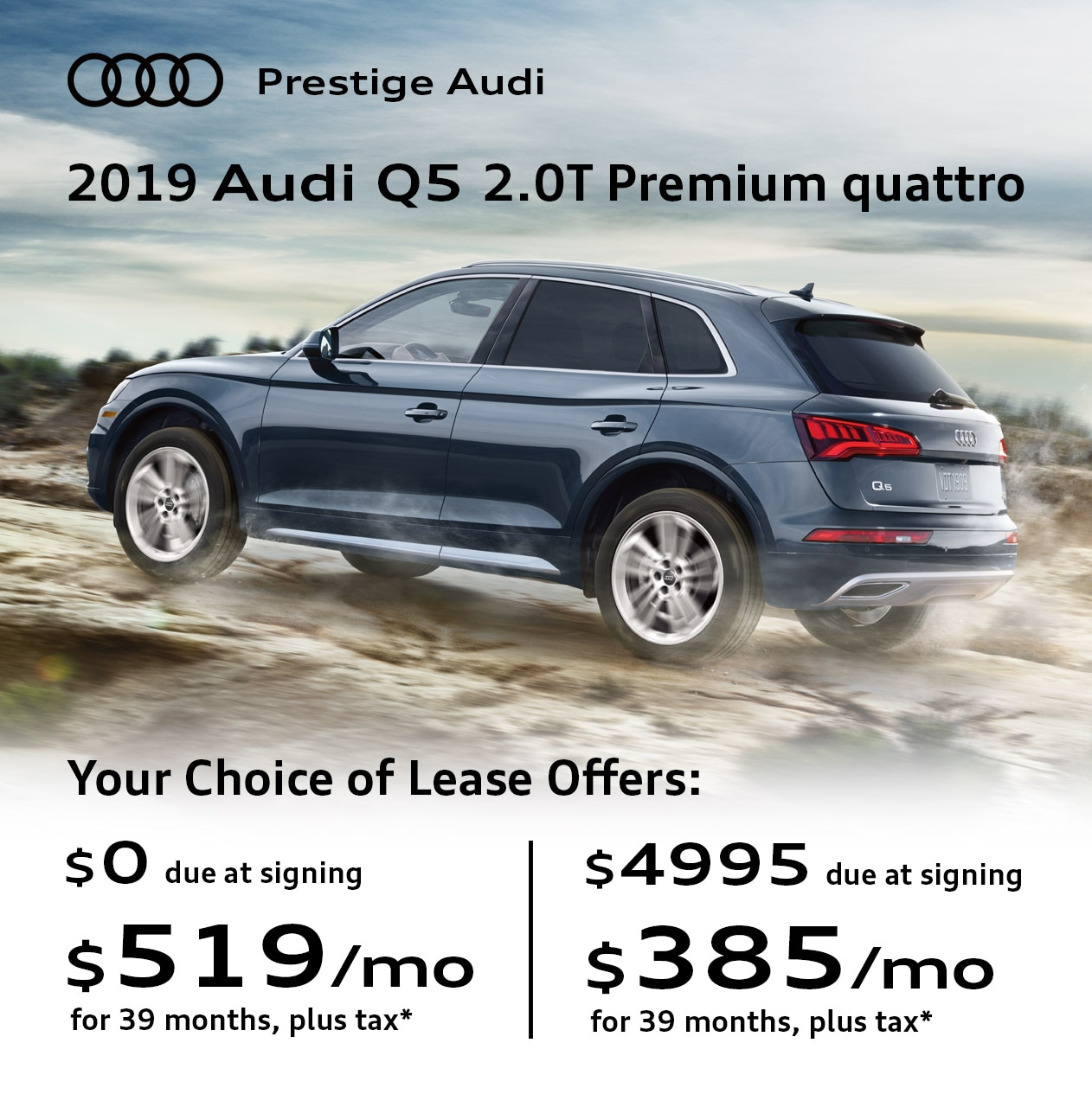 2019 Audi Q5 For Sale In Denver, CO