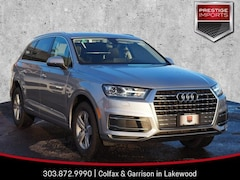 New 2019 Audi Q7 Premium SUV WA1AHAF72KD022093 Denver Colorado