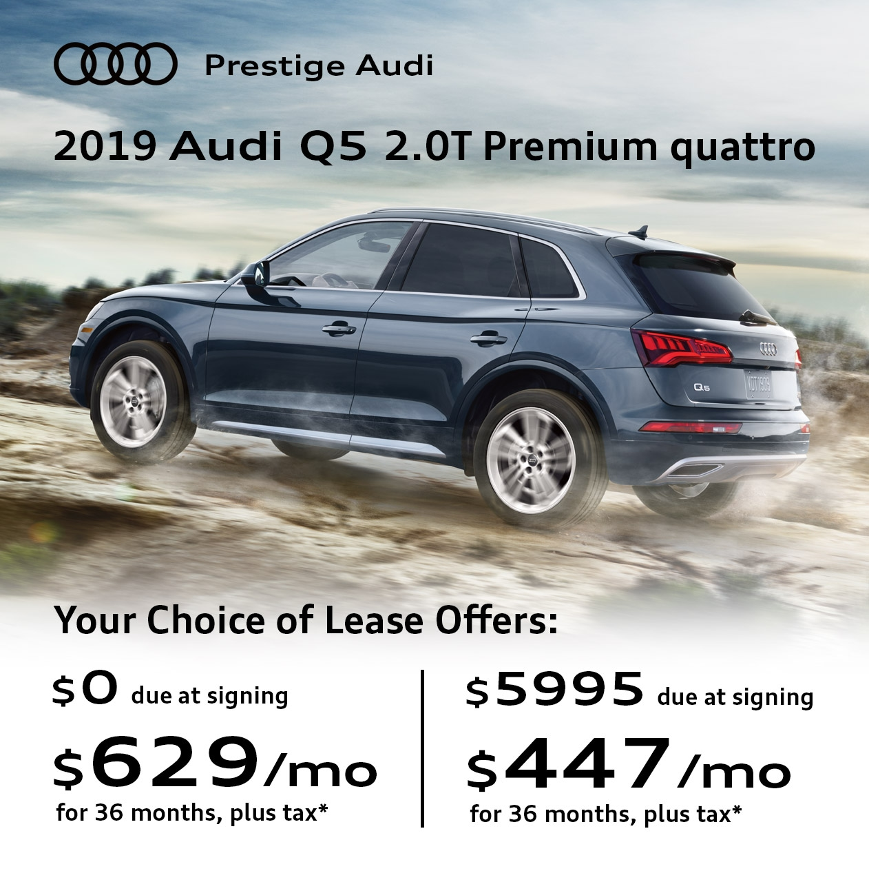 2019 Audi Q5 For Sale Denver CO