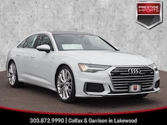 New 2019 Audi A6 Prestige Sedan Denver Colorado