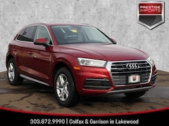 New 2019 Audi Q5 Premium SUV WA1ANAFY7K2041994 Denver Colorado