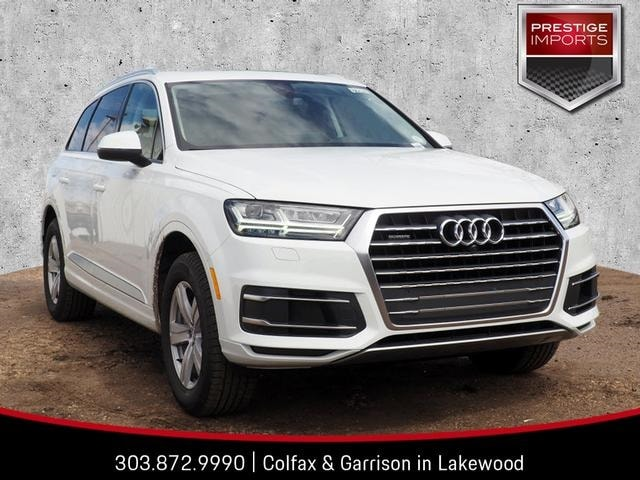 New 2019 Audi Q7 Premium Plus SUV Denver Colorado