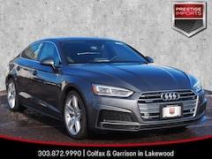 New 2019 Audi A5 Premium Plus Sportback WAUENCF53KA008700 Denver Colorado