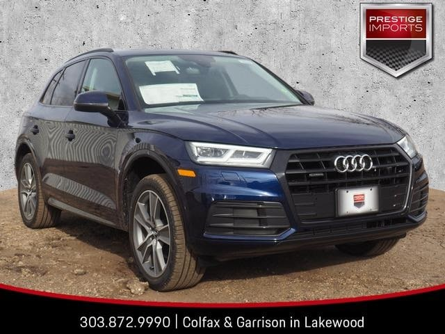 New 2019 Audi Q5 Premium Plus SUV Denver Colorado
