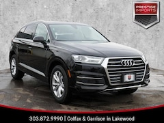 New 2019 Audi Q7 Premium SUV WA1AHAF7XKD021354 Denver Colorado