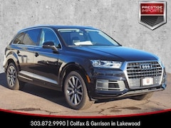 New 2019 Audi Q7 Premium SUV Denver Colorado