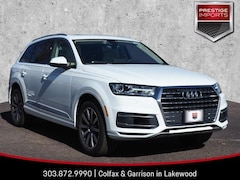New 2019 Audi Q7 Premium SUV WA1AAAF75KD007611 Denver Colorado