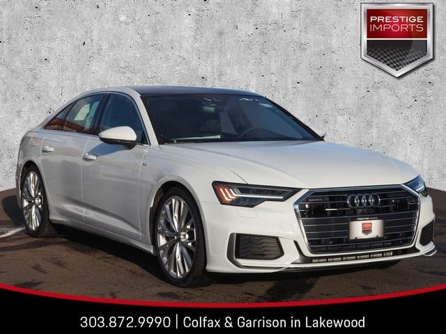 New 2019 Audi A6 3.0T Prestige Sedan Denver Colorado