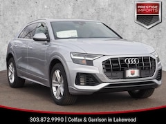 New 2019 Audi Q8 Premium SUV Denver Colorado