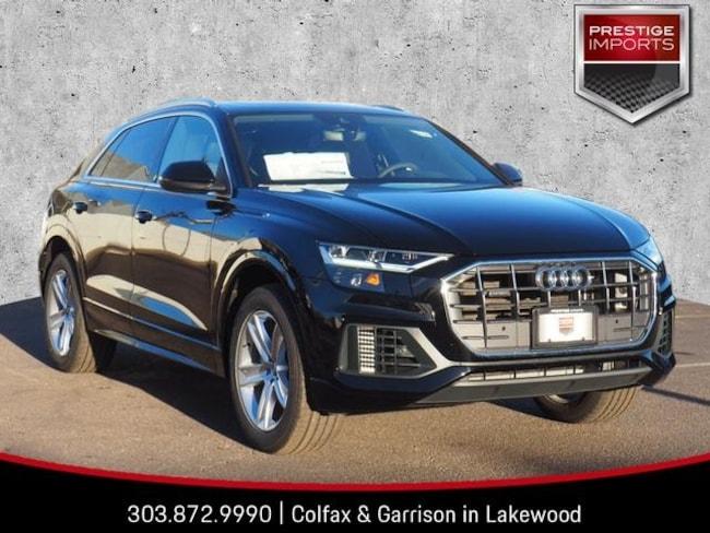 New 2019 Audi Q8 Premium SUV Denver Colorado