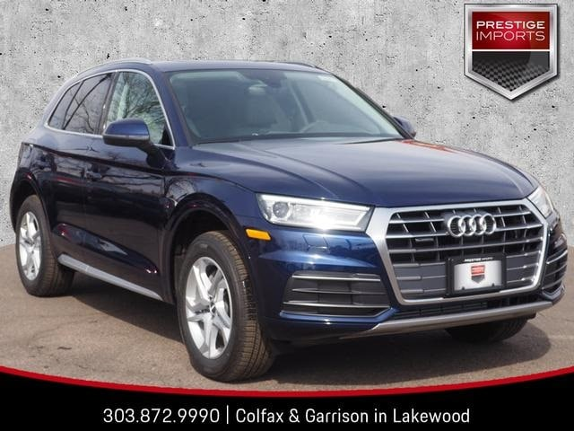 New 2019 Audi Q5 Premium SUV Denver Colorado