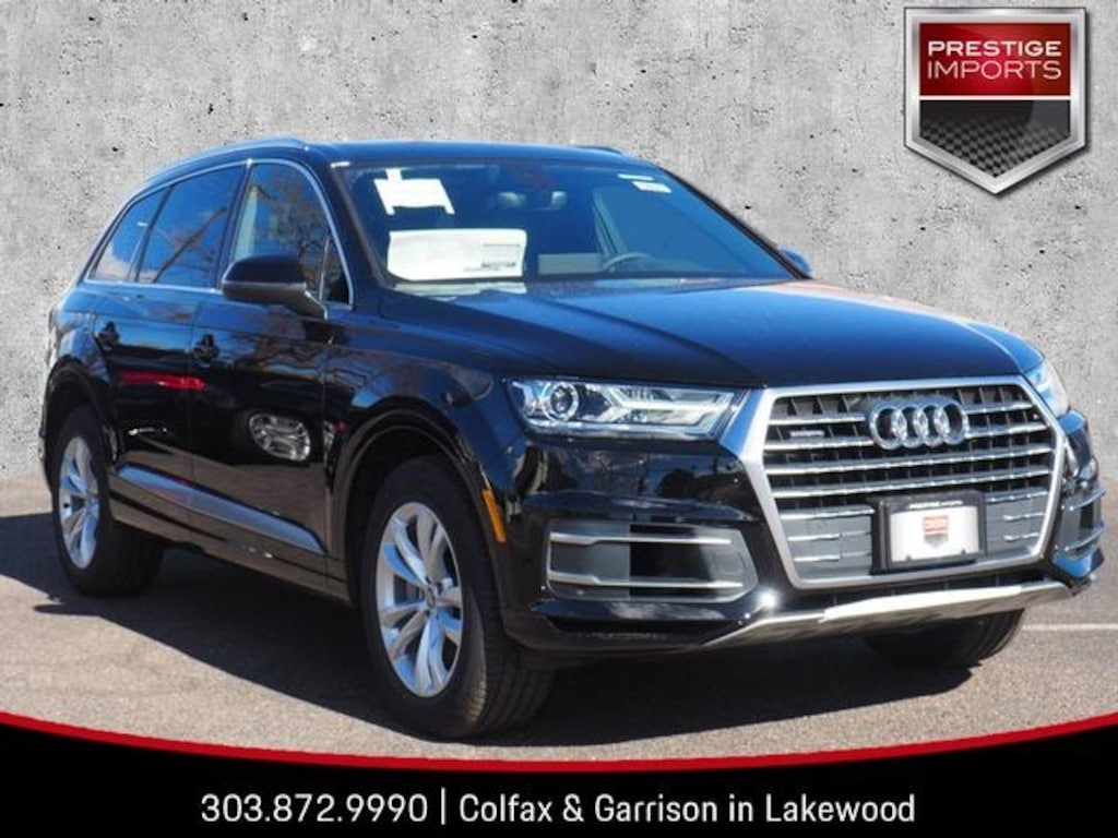 2019 Audi Q7 For Sale Denver Co Lakewood 190051
