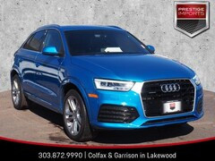 Certified Used 2016 Audi Q3 2.0T Prestige SUV Denver Colorado