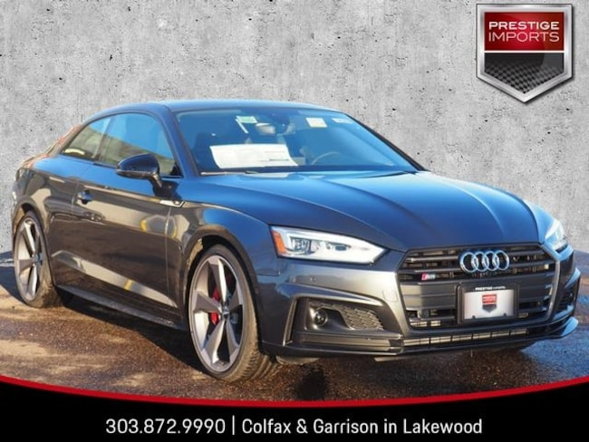 New 2019 Audi S5 Prestige Coupe Denver Colorado
