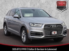 New 2019 Audi Q7 Premium SUV WA1AAAF79KD013217 Denver Colorado