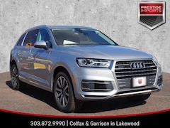 New 2019 Audi Q7 Premium SUV WA1AAAF79KD007577 Denver Colorado