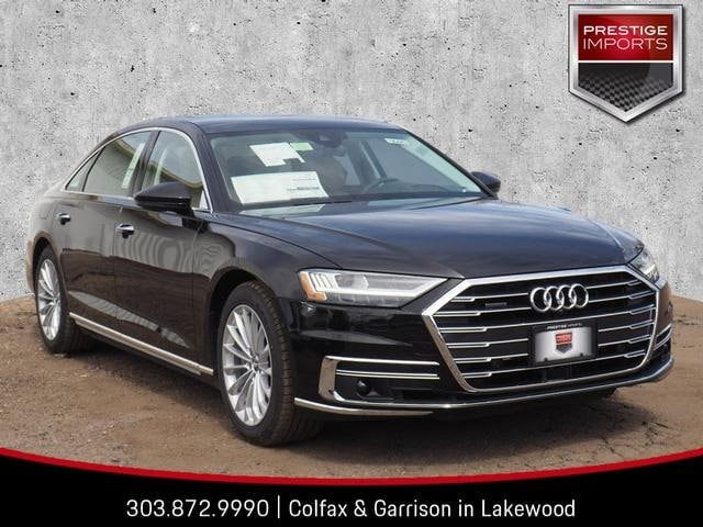 New 2019 Audi A8 L 3.0T Sedan Denver Colorado