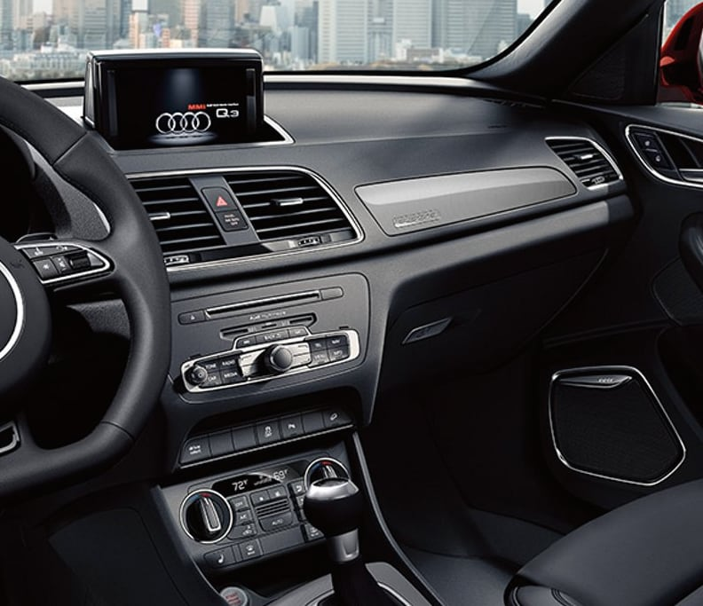 2018 Audi Q3 Interior: 2018 Audi Q3 North Miami FL