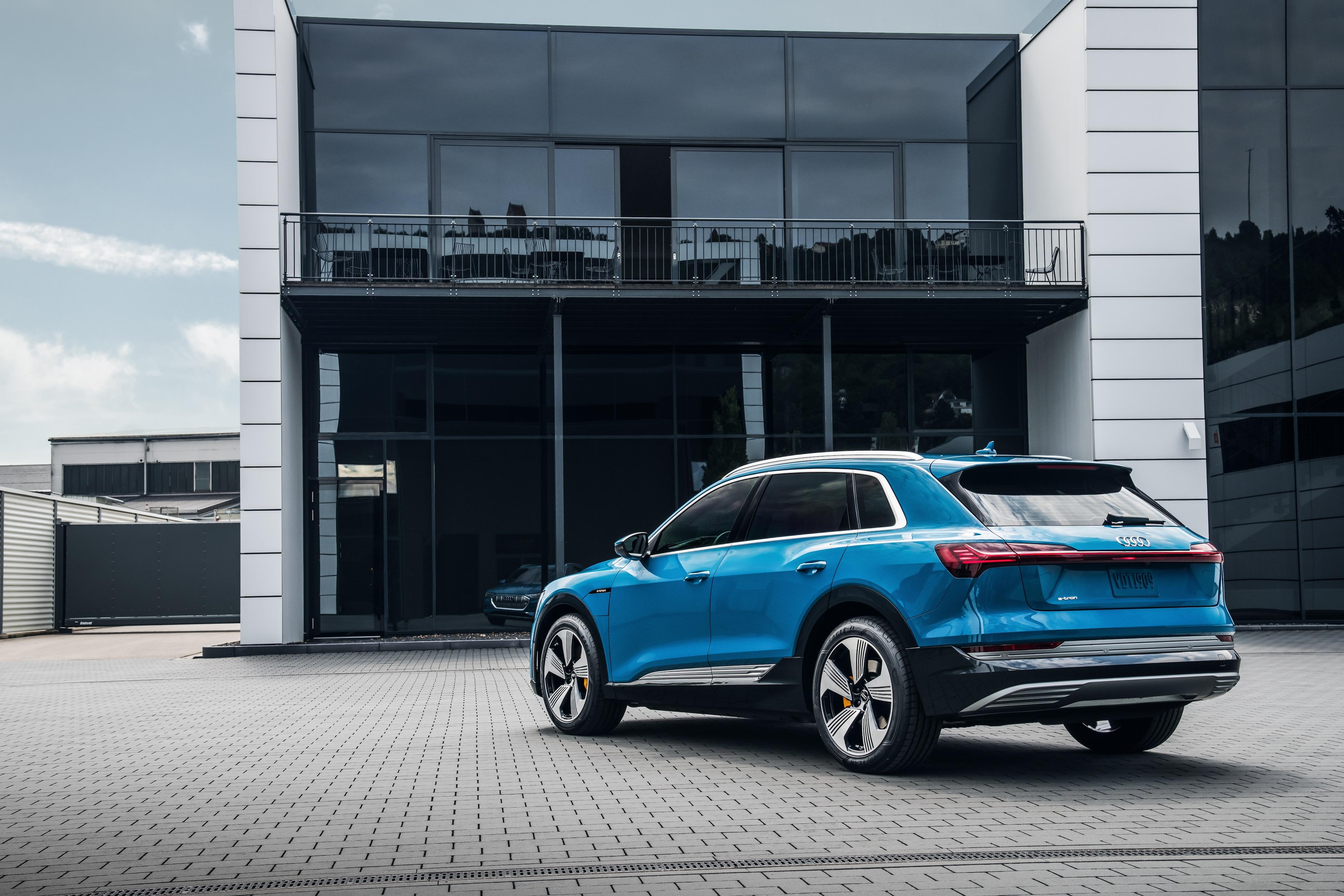 Audi E Tron Review Audi North Miami