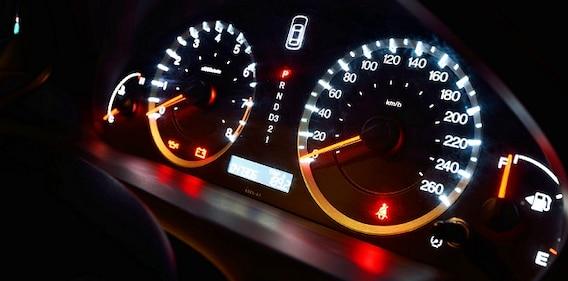 Audi Dashboard Light Guides Miami FL | Audi North Miami