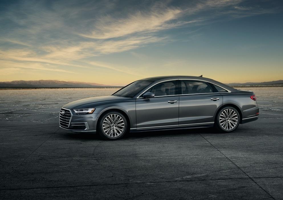 2019 Audi A8 Review | Audi North Miami