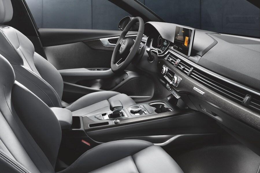 Audi A4 Interior Review Miami Fl Audi North Miami