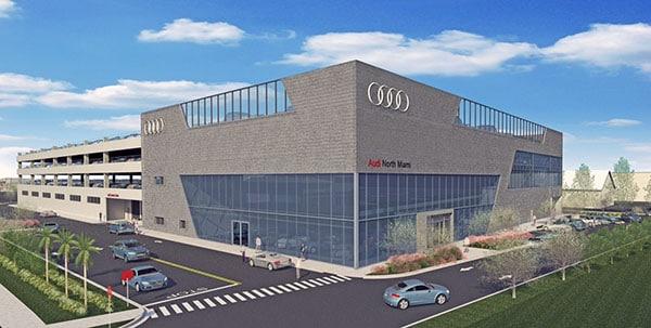 Audi North Miami (1) | MDS Builders