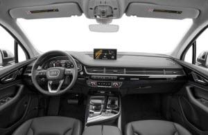 Audi Q7 Interior | Audi North Miami FL