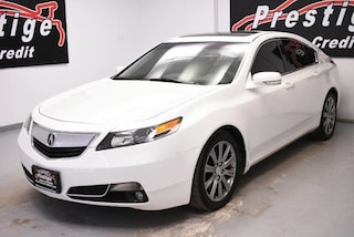 2014 Acura TL 3.5 Special Edition (A6) Sedan