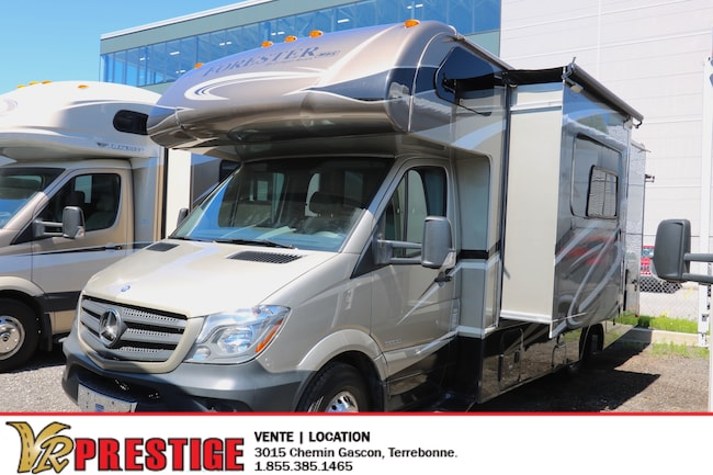2015 FOREST RIVER Forester 2401-R Diesel - 2 extensions - Mercedes