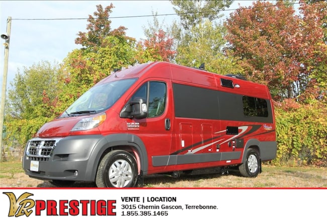 New 2019 Gala RV Montecarlo 2100LX Cerise For Sale at Groupe