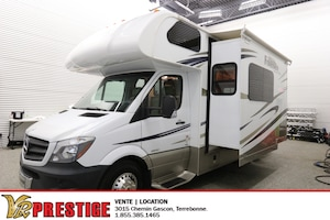 2015 FOREST RIVER Forester 2401S Demi-Paint Diesel - Mercedes