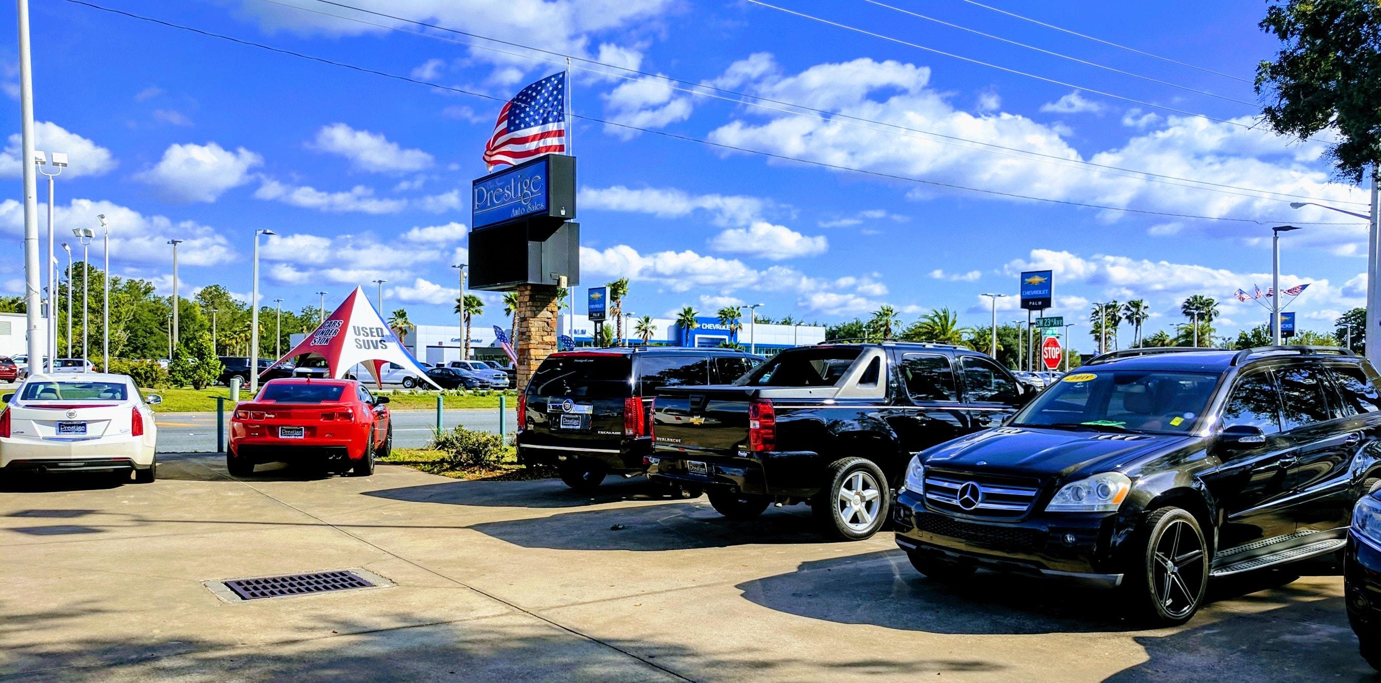 Prestige Auto Sales