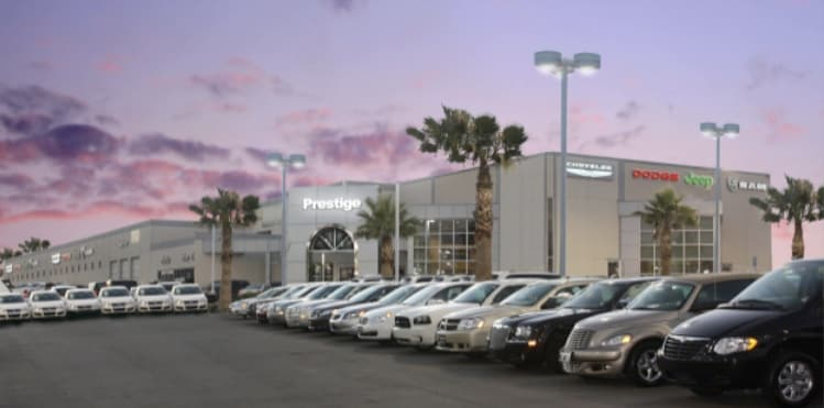 New Used Car Dealer Near Henderson Prestige Chrysler Jeep - Henderson chrysler