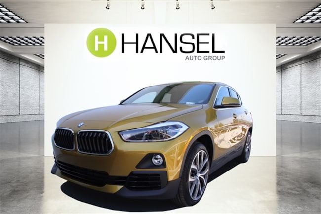 New 2018 BMW X2 sDrive28i Sports Activity Coupe For Sale in Santa Rosa, CA