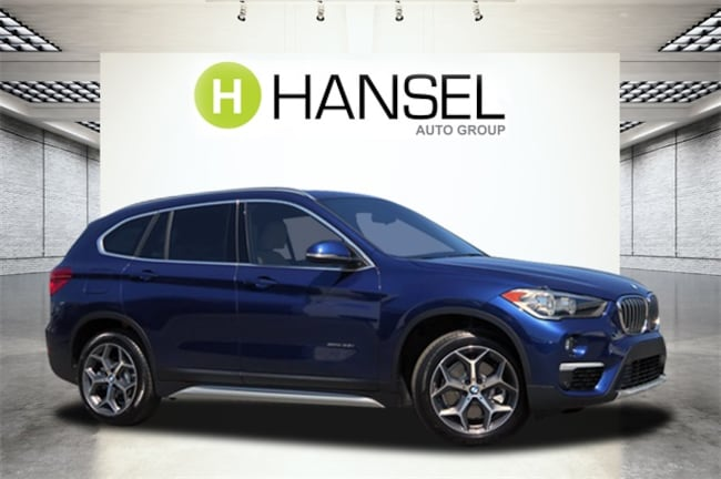 New 2018 BMW X1 sDrive28i SAV For Sale in Santa Rosa, CA