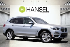 New 2018 BMW X3 xDrive30i SAV in Santa Rosa, CA