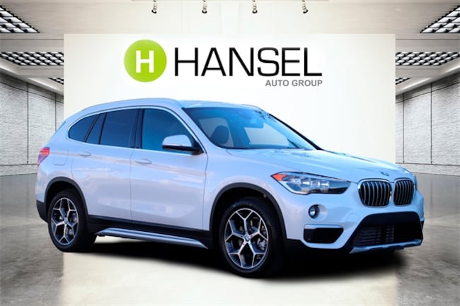 New 2019 BMW X1 xDrive28i SUV For Sale in Santa Rosa, CA