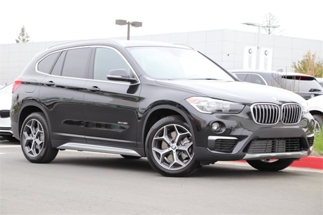 New 2018 BMW X1 xDrive28i SAV For Sale in Santa Rosa, CA