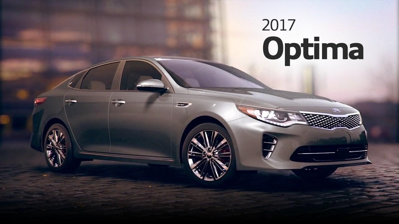 Explore The 2017 Kia Optima Prestige Kia Tenafly Nj