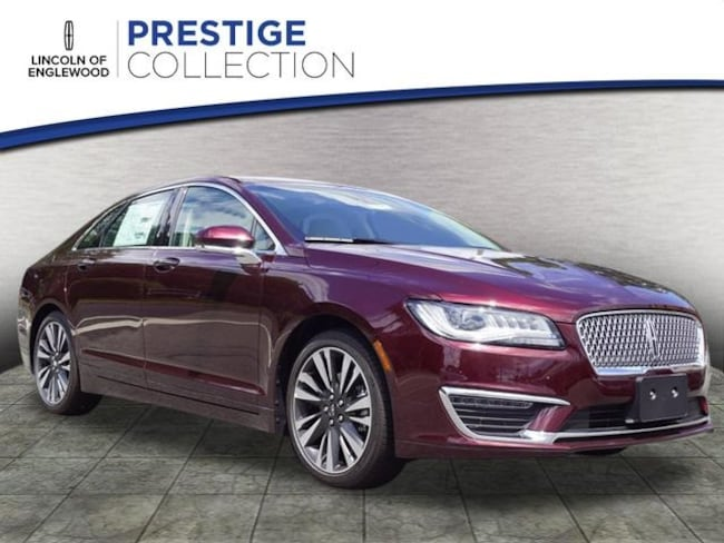 New 2018 Lincoln Mkz For Sale Tenafly Nj