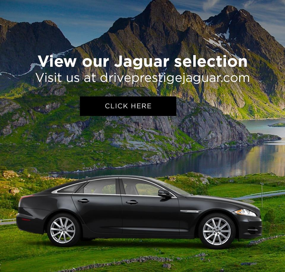 Welcome To Prestige Jaguar Land Rover Paramus